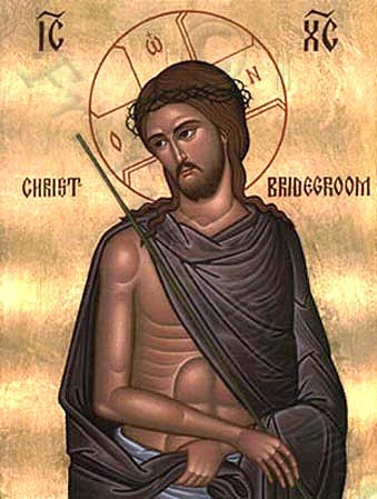 Icon of Christ the Bridegroom