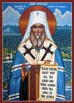 Icon of St. Innocent Apostle to America